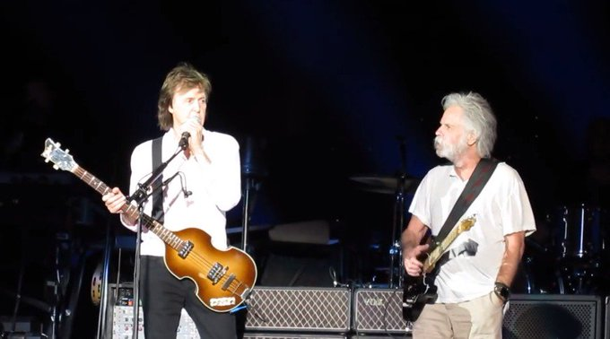 Happy Birthday to Paul McCartney: Undercover Deadhead ::