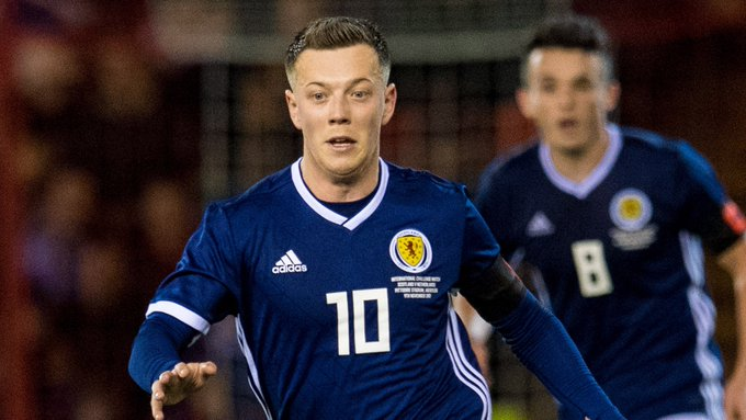 | Wishing a Happy Birthday to Scotland midfielder Callum McGregor!