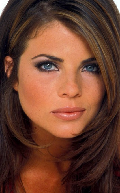 Happy Birthday-Yasmine Bleeth
