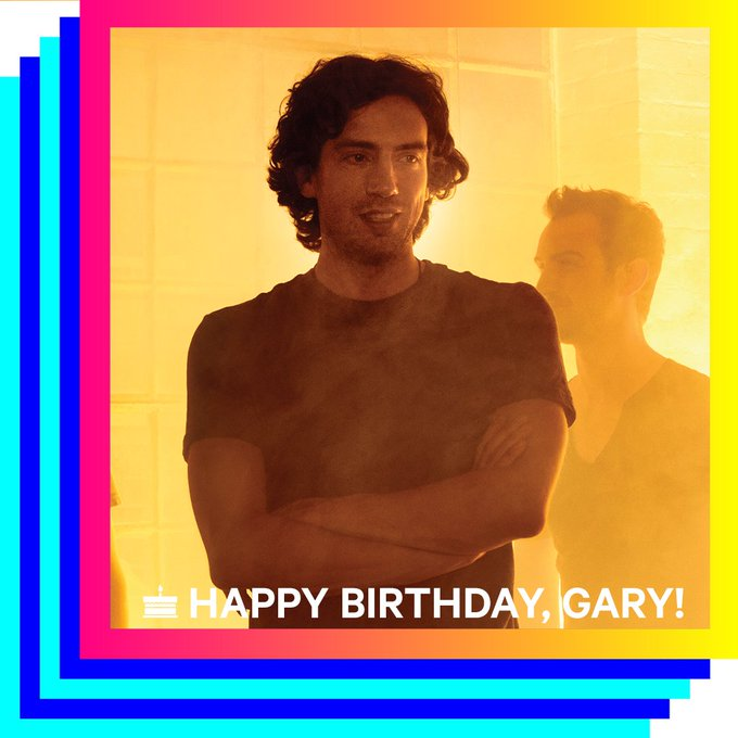 Happy birthday, Gary Lightbody! Let s have an extra birthday toast, on Friday 6 July, at
