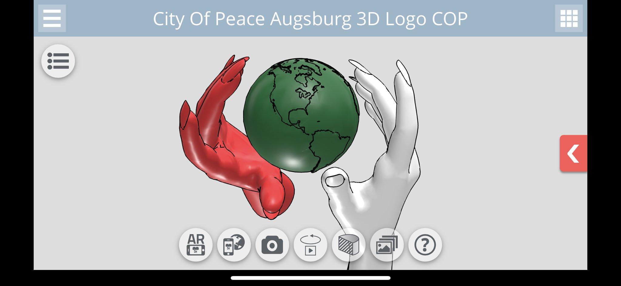 und denkt immer daran gegen Rechte Nationalisten #friedlich zu demonstrieren ist absolut willkommen - #Aux3006 #Aux0107 soll allerdings in der #Friedensstadt #Augsburg eine friedliche Veranstaltung bleiben - Allen Teilnehmern wünsche ich einen gewaltfreien Tag  #CityOfPeace #COP https://t.co/01WcHqc3Vx
