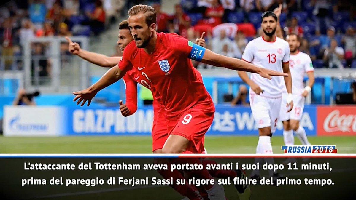 #TunisiaInghilterra