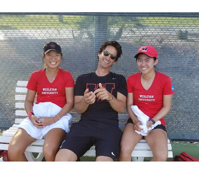 test Twitter Media - On May 26, @whodis_eudice '18, of @CardsTennis, won her fourth straight @NCAA Singles Championship. 🎾 Read Chong's and Coach Mike Fried's reflections on the program and the past four years: https://t.co/xpYY2E5vLV #NationalChampion #WesleyanTennis https://t.co/i4KDtcQFqc