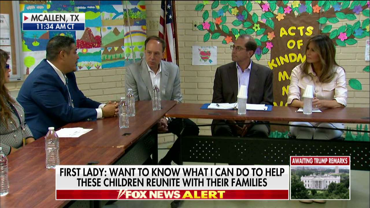 .@FLOTUS: Want to know what I can do to help these children reunite with their families. https://t.co/hh3cbWU0CK