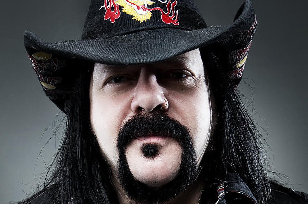 Vinnie Paul, Legendary Drummer vinnie paul