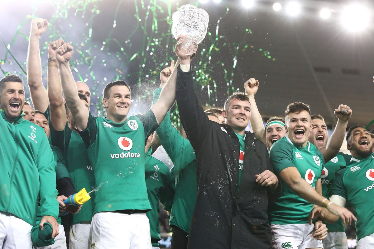 test Twitter Media - HIGHLIGHTS, REPORT + REACTION from Joe Schmidt, David Pocock and CJ Stander as Ireland secure a 2-1 series victory over Australia, courtesy of a nail-biting 20-16 victory in Sydney: https://t.co/cN9an8yuUa https://t.co/oRqqQOMPRt