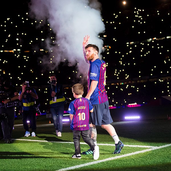 �� Messi & Messi �� Everything on the �� https://t.co/CS4yS4FHl7 https://t.co/qymDhyKOtS