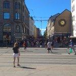Oslo, dernière étape