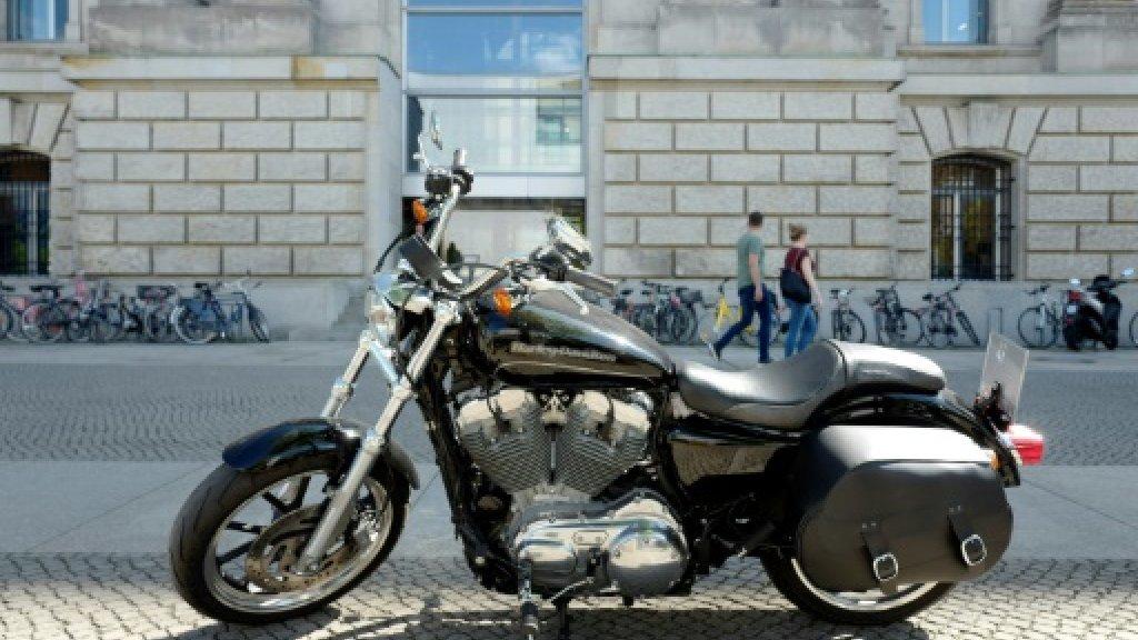 Trump warns Harley-Davidson: 'We won't forget'