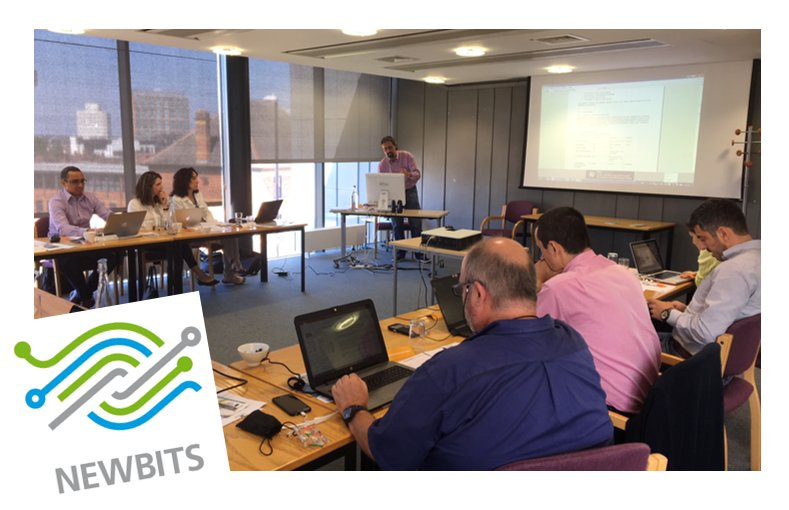 test Twitter Media - Our 5th @NEWBITS_CITS project meeting is taking place right now in Coventry, UK! Thank you @CUEBusiness for hosting! 🤗 https://t.co/l9sMnXUz45