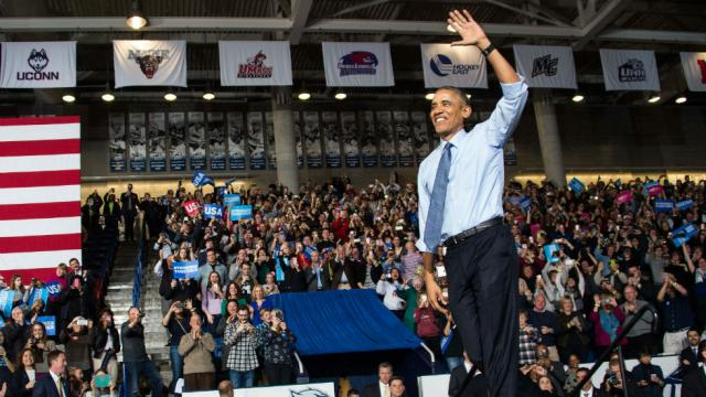 Poll: Americans rank Obama as the best president in their lifetime https://t.co/JBzTbiLtGF https://t.co/zoTqgsIaDB