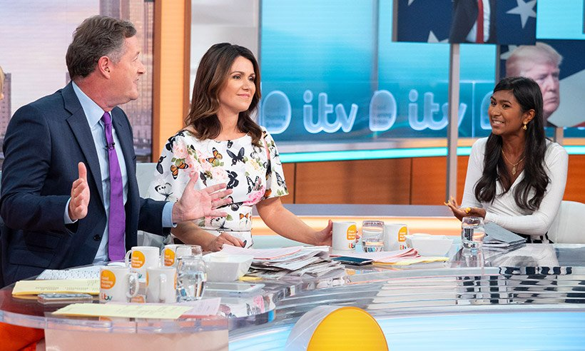 This discussed on GMB got seriously heated - find out what happened