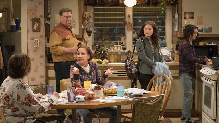 Emmys: 'Roseanne' scores two nominations following series' cancellation
