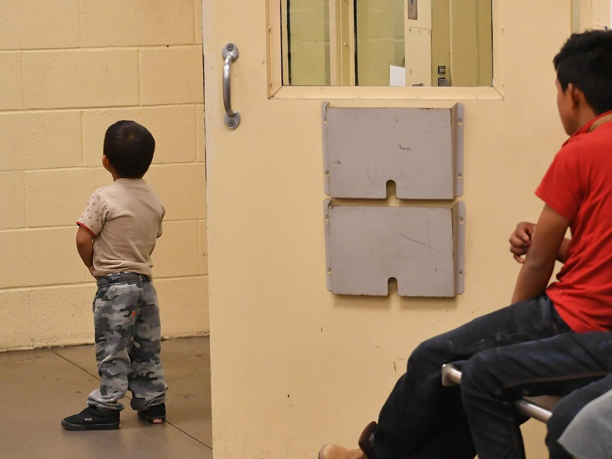 46 migrant children under five deemed ineligible to be reunited with parents