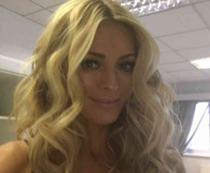 Wait, what? Tess Daly's real name isn't