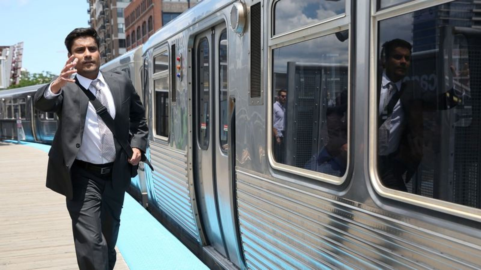 Man Running Toward Departing Train Must Have Finally Realized He Loves Her https://t.co/66TKy4vzuZ https://t.co/YllNHzFdKw