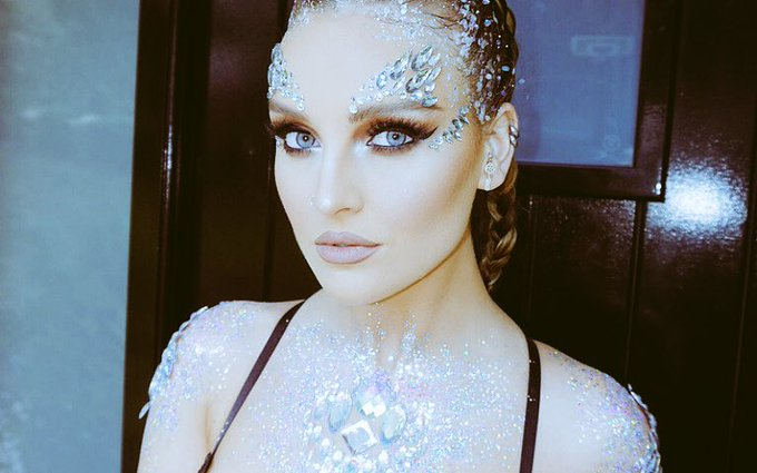 Happy birthday to perrie edwards  My favourit singer  I love you and Little mix
