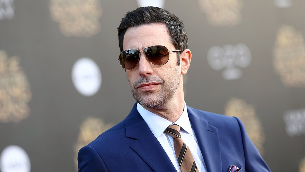 .@SachaBaronCohen's WhoIsAmerica? interviewee list grows