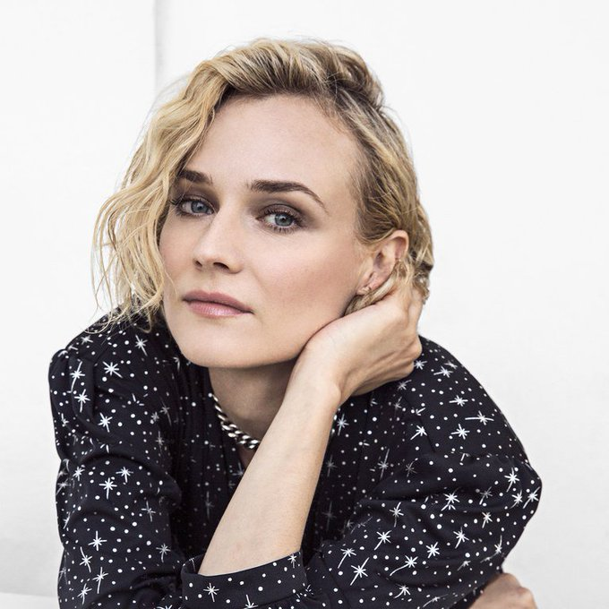Happy birthday, Diane Kruger!