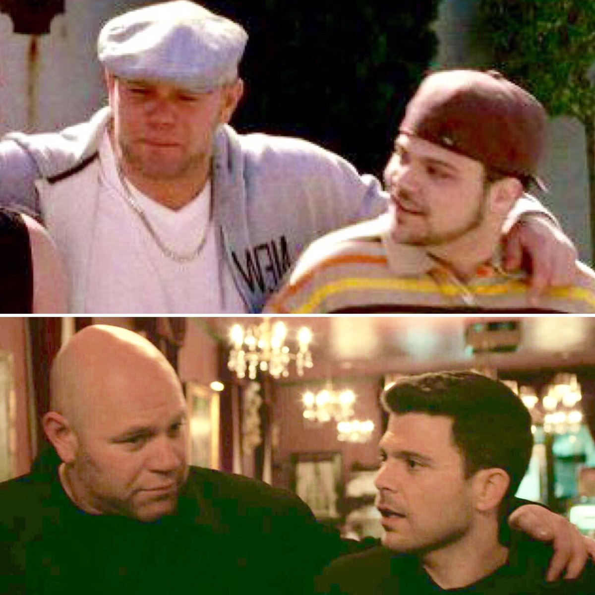 Wow 12 years later. How fast time goes. So happy my guy @D_Lombardozzi is coming up on @Power_STARZ tonight! https://t.co/MiM1HajLyR