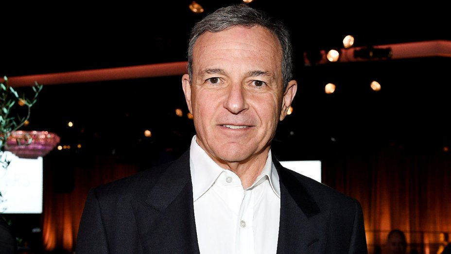 Why Bob Iger's Disney success comes with some awkwardness