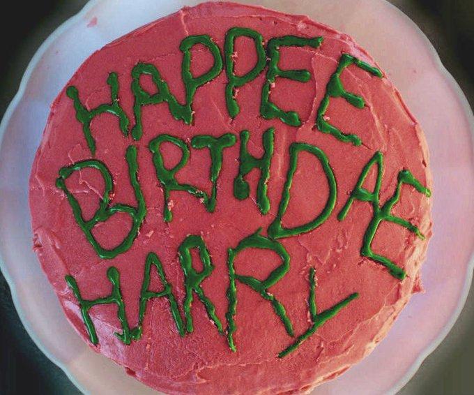 Up since 4am making it. Happy birthday Harry Kane xxx