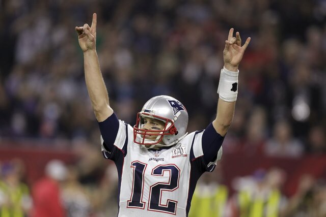 41 years ago today, a legend was born  Happy birthday Tom Brady