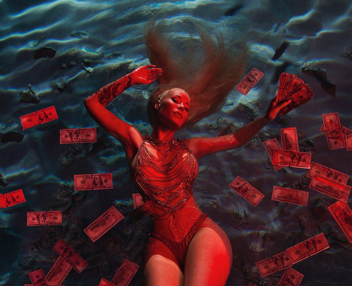 RT @SpotifyUSA: .@IGGYAZALEA is back! Stream her new #SurviveTheSummer EP now https://t.co/nPVIElcSY2 https://t.co/NpOaIT4Kwt