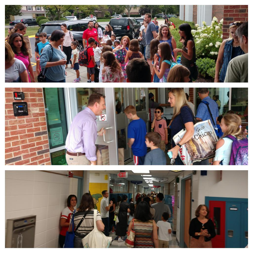 test Twitter Media - It was great to see our families back for supply drop off this afternoon. You were all missed, and we are looking forward to a wonderful 2018-19 school year! #d30learns https://t.co/mblVpRiyQq