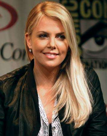 Happy Birthday to my QUEEN!!  Charlize Theron