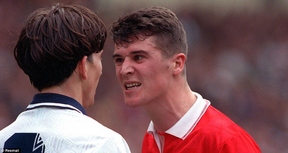 Happy Birthday Roy Keane. Here s to another 47 years of psychotic fury...