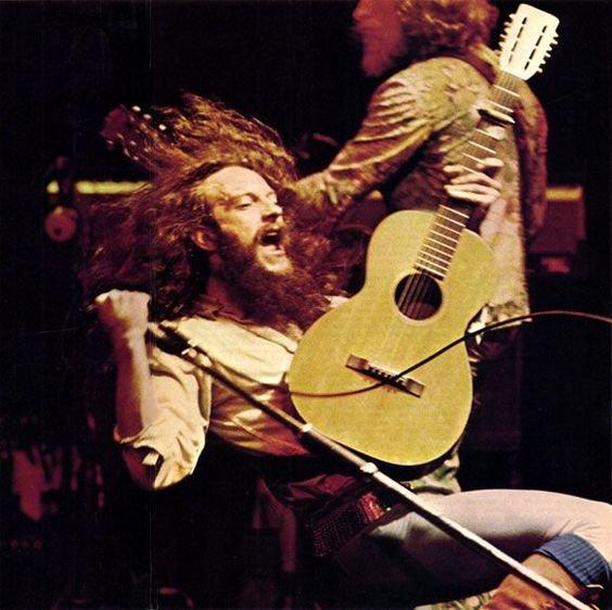 Happy 71st birthday Ian Anderson