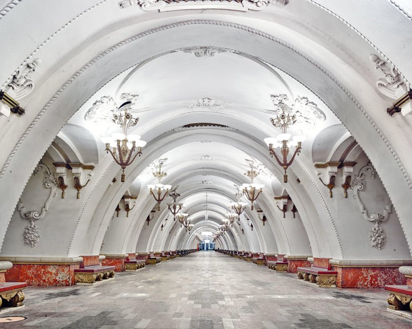 RT @ltsThommy: Je suis subjugué devant tant de beauté, je vous présente quelques stations de métro Russes https://t.co/f5hUeoZ42m