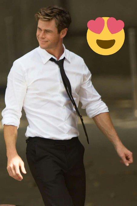 Happy Birthday to Chris Hemsworth. Love U