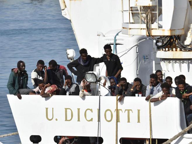 #Diciotti