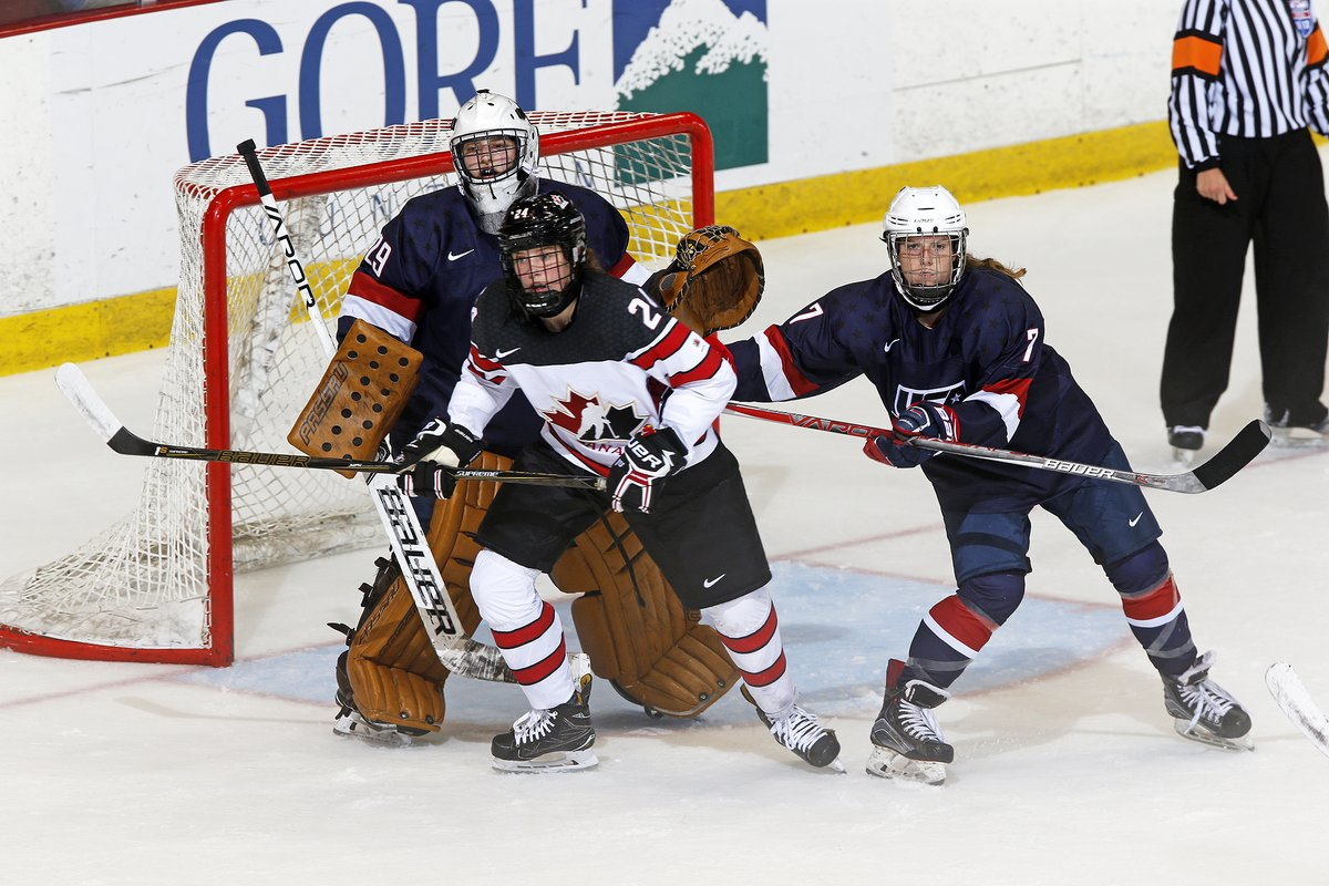 test Twitter Media - #NEWS   45 players named to @HC_Women Development and Under-18 teams for a pair of three-game series against the United States, August 16-19 in Calgary.   https://t.co/7EiWy9jRFd https://t.co/cTlU0juBy7