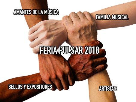 test Twitter Media - La magia de #FeriaPulsar2018 nos une a todos 😏 https://t.co/uwKYOqpkBy