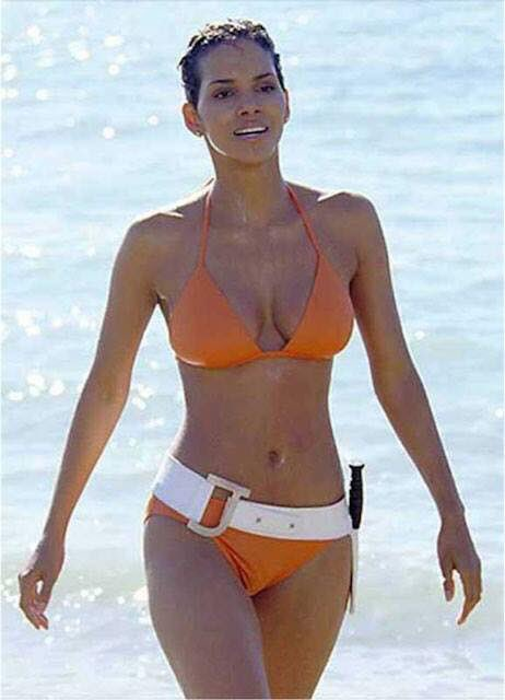 Happy 52nd Birthday to Halle Berry.......