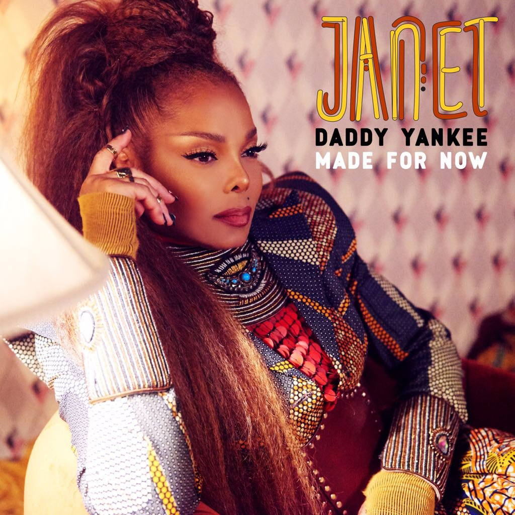 RT @daddy_yankee: Tomorrow get ready for #MadeForNow with the Queen of Pop! @JanetJackson  ????????????FUEGO ! https://t.co/Efmsgjcidp