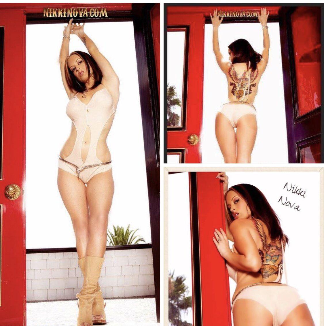 #FlashbackFriday #NikkiNova #model #California XKJ0K3avqd