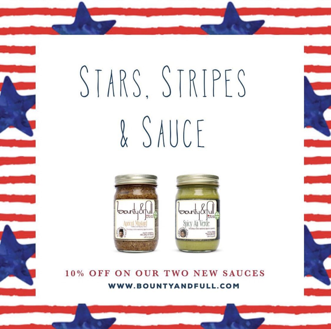 Labor Day's right around the corner, have you tried our new sauces? https://t.co/xOfe3KJ5Gf - use code 10OFF https://t.co/R9LcjvqXrZ