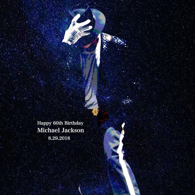 Happy 60th Birthday Michael Jackson I respect you.
