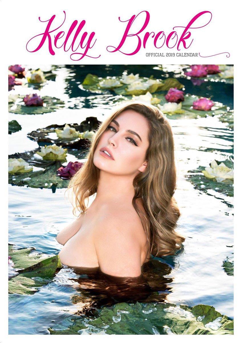 My 2019 Calendar!! Hope you like it ❤️@CalendarsUK https://t.co/PkGwSaxh5K