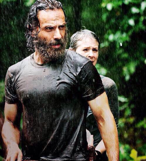 Happy 45th birthday to Andrew Lincoln.  One of my favourite british actors!