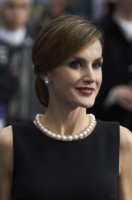 Happy 46th Birthday Queen Letizia of Spain!