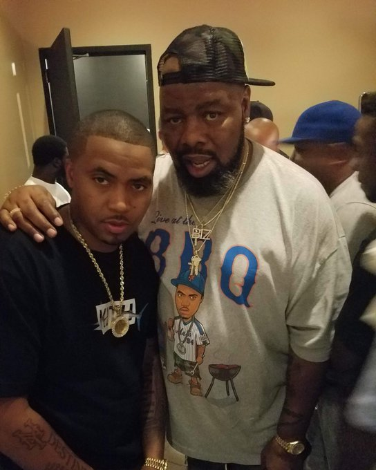 BizMarkie: HAPPY BIRTHDAY TO NASTY NAS...