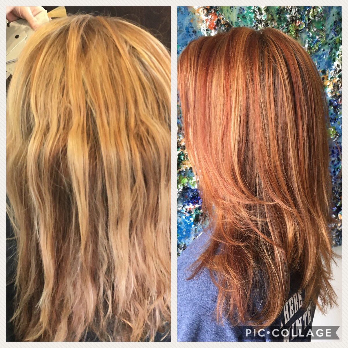 The Woodlands Hair Salon Spring Ombre Conroe Balyage Highlights