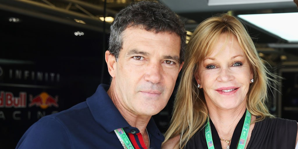 RT @USAHOLA: #AntonioBanderas still has the support of his ex-wife #MelanieGriffith.  https://t.co/dzSHqTLvEr https://t.co/3hSWTwJ3Ud