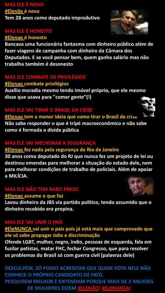 """RT @hesmorfine: """"bozonario não é corrupto""""  """"toda notícia ruim contra ele é fake news""""   ta bom   #SentaGostosoBozo..."""