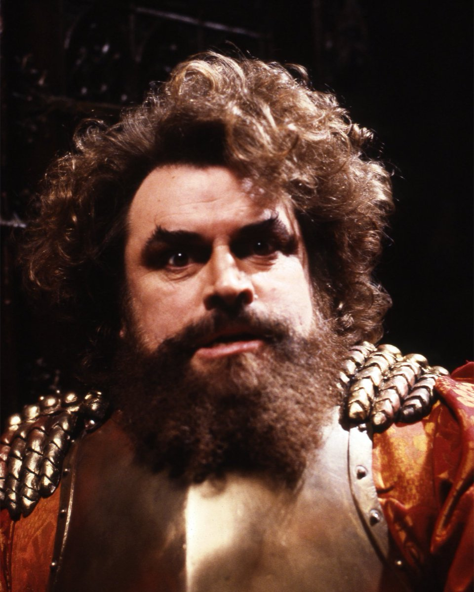 Brian Blessed (born 1936)